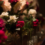 Floral Centerpieces at BBF